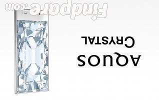 Sharp Aquos Crystal smartphone photo 6