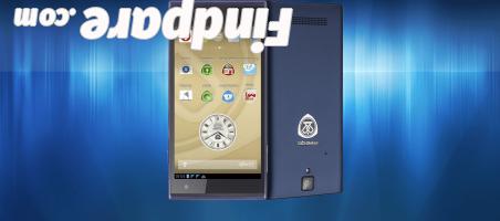 Prestigio MultiPhone 5455 DUO smartphone photo 2