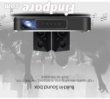 AODIN M8S portable projector photo 12