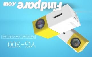 AAO YG300 portable projector photo 1