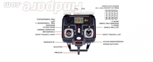 Syma X5HW drone photo 9
