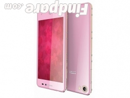 Intex Aqua Glam smartphone photo 3