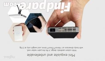 Thundeal dlp100wm portable projector photo 5