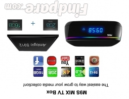 M9S MIX 2GB 16GB TV box photo 2