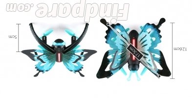 JJRC H42WH Butterfly drone photo 3