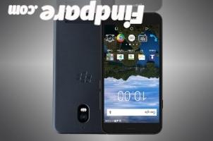 BlackBerry Aurora smartphone photo 1
