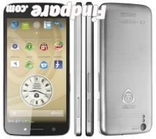 Prestigio MultiPhone 5508 DUO smartphone photo 1