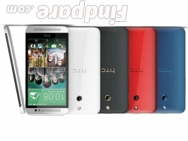 HTC One (E8) smartphone photo 3