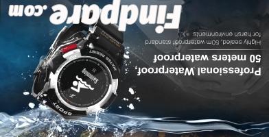 NO.1 F6 smart watch photo 3
