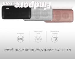 AEC BT - 205 portable speaker photo 1