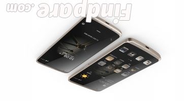ZTE Axon Max smartphone photo 2