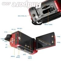 Ordro HDV-107 action camera photo 9