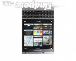 BlackBerry Passport Silver Edition smartphone photo 4