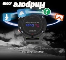 NO.1 F5 smart watch photo 6