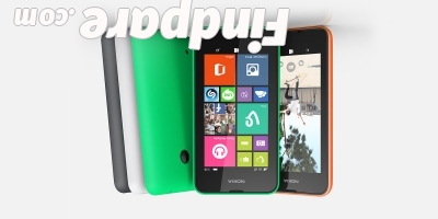Nokia Lumia 530 smartphone photo 4