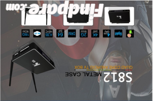 TOPLEO K6 2GB 8GB TV box photo 4