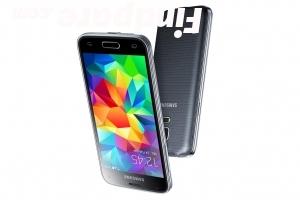 Samsung Galaxy S5 Mini Dual smartphone photo 3