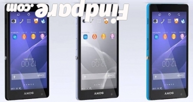 SONY Xperia Z2a smartphone photo 3
