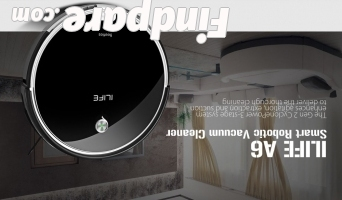 ILIFE A6 robot vacuum cleaner photo 6