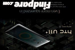 HTC U11 Plus 4GB 64GB smartphone photo 1