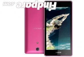 SONY Xperia ZR smartphone photo 2