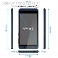 Landvo V7 smartphone photo 5
