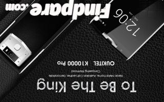 OUKITEL K10000 Pro smartphone photo 3