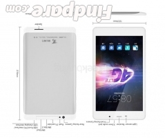 Cube T8 Plus 4G tablet photo 5