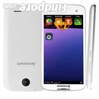 Lenovo A560 smartphone photo 1
