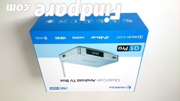 Himedia Q5 Pro 2GB 8GB TV box photo 6