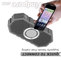 THECOO BTD710K portable speaker photo 5