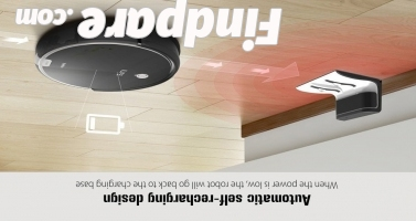 ILIFE A6 robot vacuum cleaner photo 11