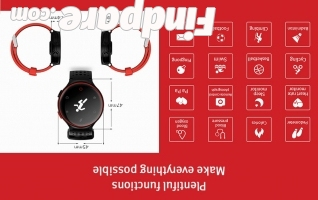 MICROWEAR X2 smart watch photo 2
