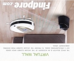 AMTIDY A330 robot vacuum cleaner photo 8