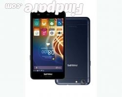 Philips Xenium V526 smartphone photo 2