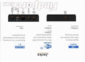 VORKE Z6 Plus 3GB 32GB TV box photo 2