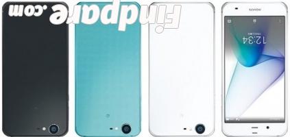 Sharp Aquos P1 smartphone photo 5