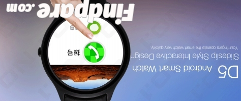 NO.1 D5 smart watch photo 6