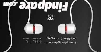 Remax RB-S6 wireless earphones photo 4