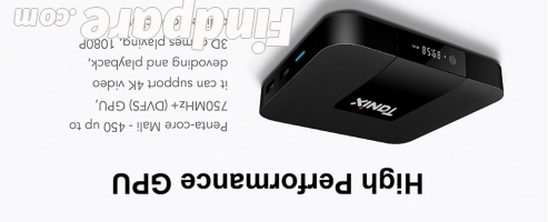 Tanix TX3 Mini 1GB 8GB TV box photo 3