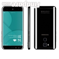 DOOGEE Y6 Piano Black smartphone photo 3
