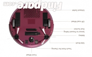 PUPPYOO V-M611A robot vacuum cleaner photo 2