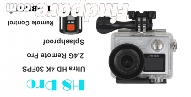 BOBLOV H8 Pro action camera photo 3