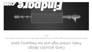 ORICO BS2 portable speaker photo 11