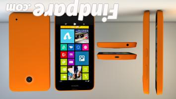 Nokia Lumia 630 SIM cards smartphone photo 1