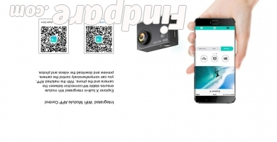 Elephone REXSO Explorer X action camera photo 8