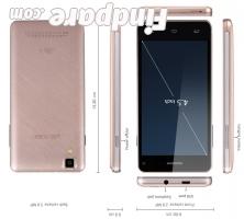 Leagoo Alfa 6 smartphone photo 4