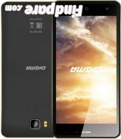 Digma Vox S501 3G smartphone photo 1