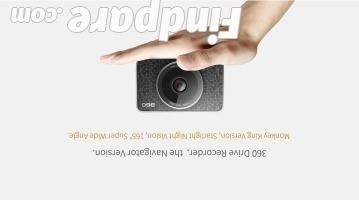360 J511 Dash cam photo 1