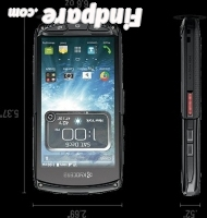 Kyocera DuraScout smartphone photo 1
